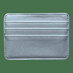 personalisiertes Kreditkartenmäppchen