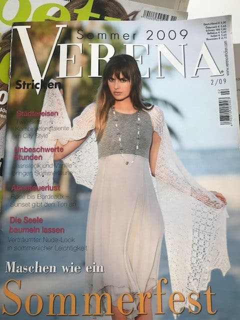 Jubel & Stern Kette / Verena Zeitschrift