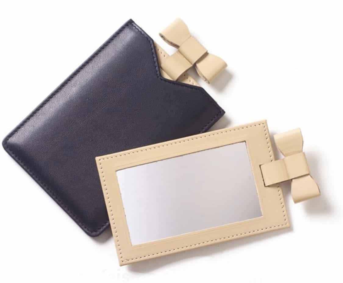 Kundengeschenk Modebranche, Taschenspiegel