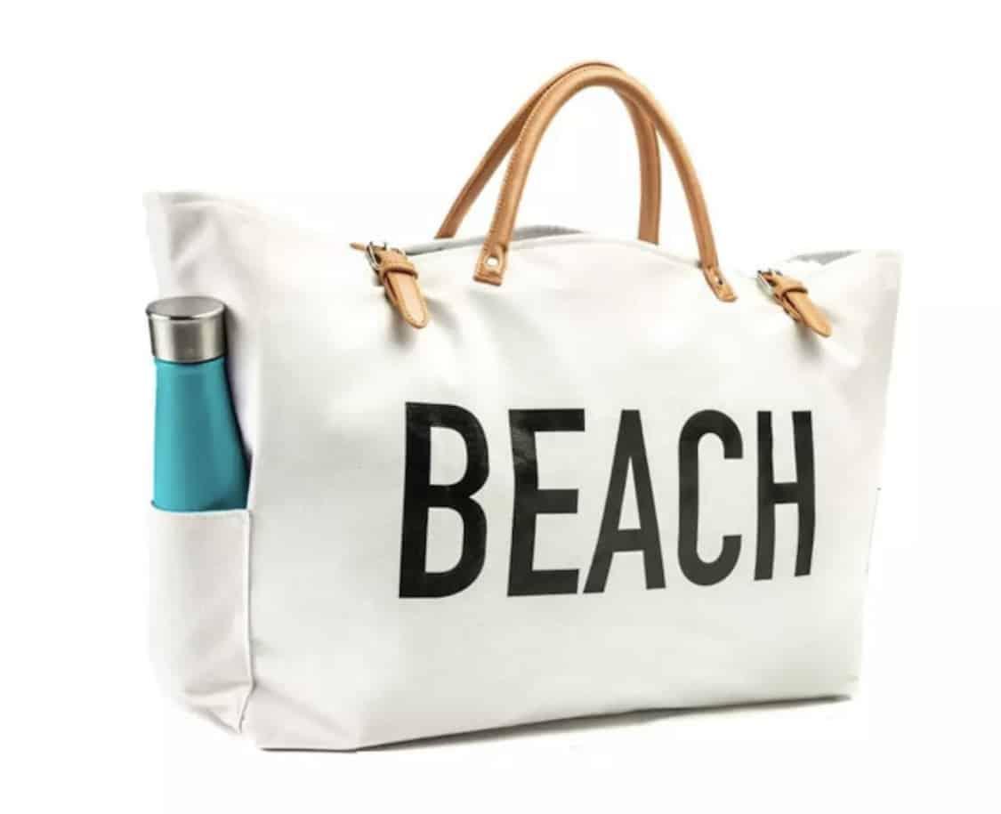 Give Aways für die Modebranche, Strandtasche