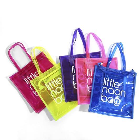 Give Aways für die Modebranche, PVC Taschen