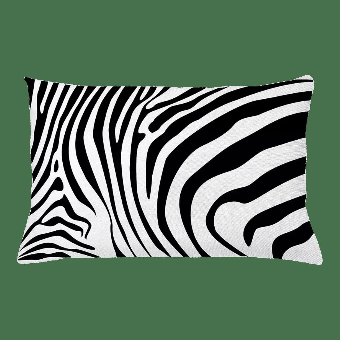 Werbemittel, Kissen Zebra